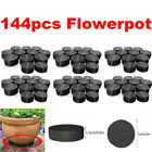 24/72/96PCS Flower Pot Feet Invisible Riser Non-slip Rubber Pad for Plant Pot*
