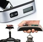 Portable Travel Tare 50kg 10g Hanging LCD Digital Suitcase Luggage Scale Bag