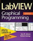 Used, LabView Graphical Programming by Johnson, Gary Paperback Book The Cheap Fast for sale  United Kingdom