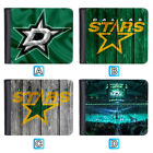 Dallas Stars Leather Wallet Purse ID Credit Card Holder Men $9.99 USD on eBay