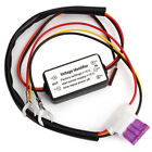 Car LED Daytime Running Light Automatic ON/OFF Controller Module DRL Relay K CBL
