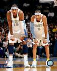 Allen Iverson & Carmelo Anthony Denver Nuggets NBA Photo HW149 (Select Size) on eBay