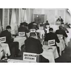 """National Football League draft meeting in New York, Nov 28, 1964"" Wall Decal $29.99 USD on eBay"
