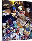 Chicago Cubs Mementos II Canvas Art Print on Ebay