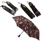 Camo Camouflage Umbrella Sun Protection Anti-UV Compact Folding Travel Umbrella