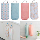 Kitchen Organizers Plastic Storage Dispenser Home Grocery Bag Holder Wall Mount
