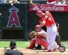 Mike Trout Los Angeles Angels MLB Action Photo SE093 (Select Size) on Ebay
