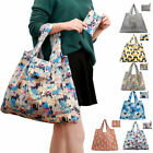 Reusable Foldable Shopping Bags Recycle Grocery Carry Tote Handbags Storage Bag