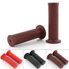 "7/8"" 22mm Motorcycle Rubber Handlebar Hand Grip For Honda CB650 CB700 CB750 $1.99 USD on eBay"