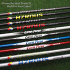 Callaway Driver Replacement Shaft Project X Evenflow&hzrdus&smoke W/tip&grip New