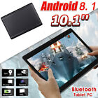 New 10.1'' Tablet Pc 4gb+64gb Octa-core Android 8.1 Wifi+4g 2 Sim Gps Phablet Uk