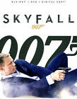 Skyfall (Blu-ray/DVD, 2013, 2-Disc Set, Includes Digital Copy UltraViolet) Exc $5.0 USD on eBay