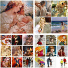 DIY Various Paint By Number Kit Digital Acrylic Oil Painting Home Art Wall Decor
