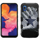 for Samsung Galaxy A10e Glove Team Design Rugged Armor Hard+Rubber Hybrid Case $20.0 USD on eBay