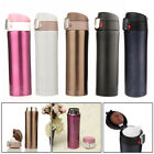 Travel Mug Tea Coffee Vacuum Bottle Thermos Water Cup Insulated Flask