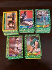 1986 TOPPS FOOTBALL #201 thru #396 - PICK ANY CARD(S) YOU NEED -- NMMT or better $2.95 USD on eBay