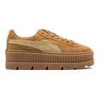 Puma Fenty Rihanna Cleated Creeper Lace Up Suede Womens Trainers 366268 02 B89C