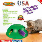 Pop N  Play Interactive Motion Cat Toy Mouse Tease Electronic Pet Toys HOT 2019