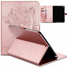 Card Slot Wallet Cat Leather Protective Case Cover For iPad mini 1 2 3 4 5 7.9
