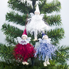 Hot Christmas Angel Doll Toy Christmas Tree Pendants Ornaments Home Decoration