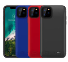 for iPhone 11 11 Pro Max 10000mAh Battery Power Case Bank Charger Back Up Cover