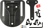Safariland High Ride Duty Universal Belt Loop Adapter 3-Hole T-Pattern Holsters
