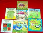 Lot 7 Who Pooped Everyone Poops Walter Farting Dog Gas We Pass Ages 4-9