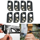 Archery Magnetic Arrow Rest Recurve Bow Shoot Hunting Right/Left Hand Black US