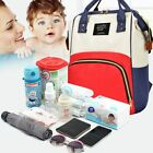 Diaper Bag Mummy Maternity Backpack For Mom Travel Nappy Bag Large Capacity