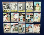 1970 EX+ NM TOPPS U PICK ALL $.99 COMPLETE YOUR SET 250 AVAILABLE $0.99 USD on eBay