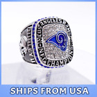 FROM USA- Los Angeles Rams 2019 Ring NFC National Football Official Championship $19.45 USD on eBay