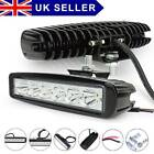 Led Work Light Car Flood Lamp Auto Bulb Bar Reversing For Off Road Jeep Suv