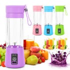 Handy Mini Blender Smoothie Juicer Cup Personal Single Serve USB Rechargeable
