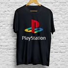 Playstation PS Console Symbol 1 T-Shirt Cotton 100% S-2XL USA size Fast Shipping