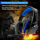 Beexcellent GM-3 Wired Bass Gaming Headphones Noice Reduction W/Mic Game Headset
