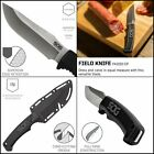 Survival Knife with Sheath Field Knife Fixed Blade Knives 4 Inch Tactical Knife
