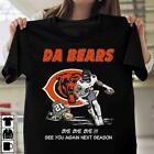 2018 NFC North Division Champions Chicago Bears NFL Football T-Shirts Men S-5XL $29.82 USD on eBay