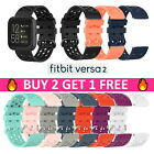 Kyпить Replacement Silicone Rubber Sport Band Strap Wristband For Fitbit Versa 2 1 Lite на еВаy.соm