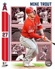 Mike Trout Los Angeles Angels MLB Composite Photo WQ201 (Select Size) on Ebay
