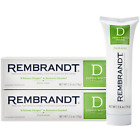 Rembrandt Deeply White+Peroxide Whitening Toothpaste,Fresh Mint Flavor