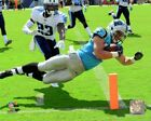Christian McCaffrey Carolina Panthers NFL Action Photo UK178 (Select Size) $11.99 USD on eBay