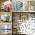 Kyпить USD EUR Replicate Paper Money Stack Copy Bill Training Banknotes Magic Props на еВаy.соm