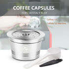 Coffee Capsule Pod Cup Steel Reusable Metal For K-fee Espresso Caffitaly Machine