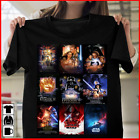 Star Wars 1-9 The Rise of Skywalker 2019 Shirt Size S-5XL $10.99 USD on eBay