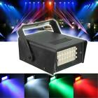 Mini 10W Strobe Light 24 LED Stage Light For DJ Disco Haunted House Xmas Party