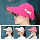 Large Unisex Caps Sun Hat Visor Summer Casual Golf Sports Hat Outdoor Adjustable