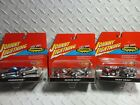 Johnny Lightning The Lost Toppers (2) Car Sets Commuter Beep Heap & Skinni Mini