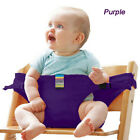 Baby Safety High Chair Dining Belt Fastener Eat Feeding Travel Car Seat Harness