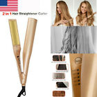 2 IN 1 MESTAR IRON PRO Salon Hair Straightener & Curler Dual-purpose 230°C US $17.51 USD on eBay