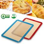 Non Stick Silicone Oven Mat Baking Bread Cake Pan Swiss Roll Pad Tool Mould Tray